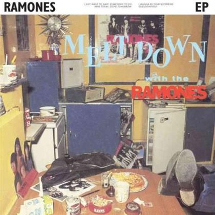 "Ramones - Meltdown With The Ramones - Pink 10 Inch, RSD 2014 (Colored, 10"" Maxi)"