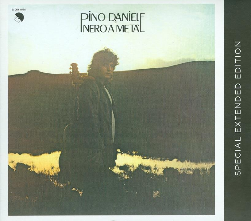 Pino Daniele - Nero A Meta (Reissue, Remastered, Extended Special Edition)