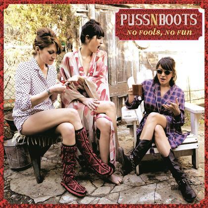 Puss N Boots (Norah Jones) - No Fools No Fun