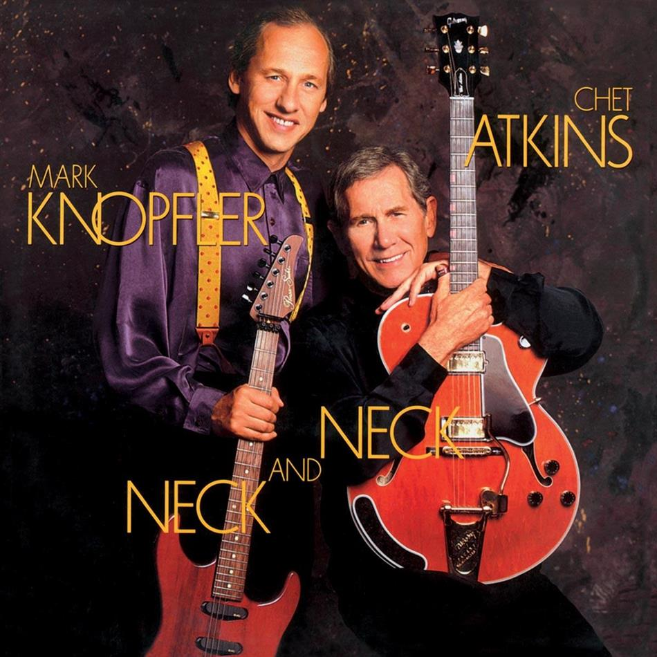 Chet Atkins & Mark Knopfler - Neck And Neck - Music On Vinyl (LP)