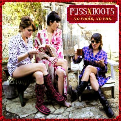 Puss N Boots (Norah Jones) - No Fools No Fun (LP)
