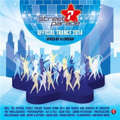 Streetparade 2014 - Official Trance