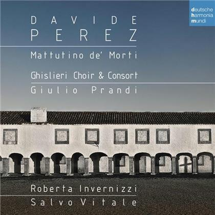 Ghislieri Choir & Consort, Roberta Invernizzi, Salvo Vitale, Davide Perez & Giulio Prandi - Mattutino Dei Morti