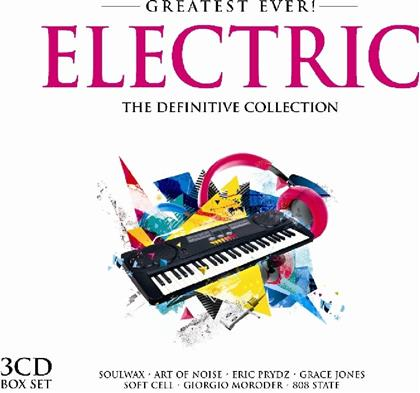 Greatest Ever Electric (3 CDs)