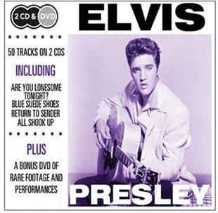 Elvis Presley - --- (CD + DVD)