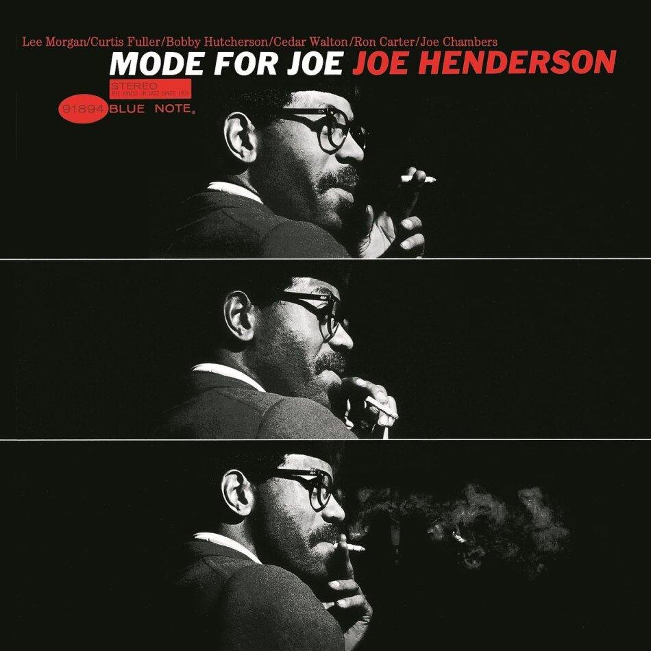 Joe Henderson - Mode For Joe - Back To Blue (LP + Digital Copy)