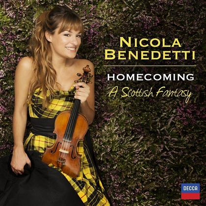 Nicola Benedetti - Homecoming - A Scottish Fantasy