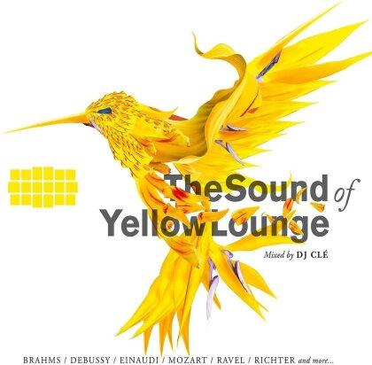 DJ Clé, Johannes Brahms (1833-1897), Claude Debussy (1862-1918), Ludovico Einaudi, Wolfgang Amadeus Mozart (1756-1791), … - Sound Of Yellow Lounge - Mixed By Dj Clé (2 CDs)