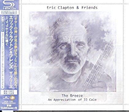 Eric Clapton & Friends - Breeze - An Appreciation of J.J. Cale (Japan Edition)