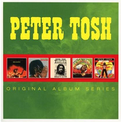 Peter Tosh - Original Album Series (5 CDs)