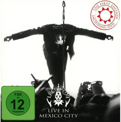 Lacrimosa - Live In Mexico City (2 CDs + DVD)