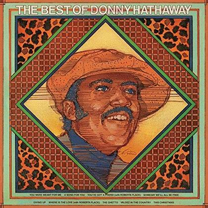 Donny Hathaway - Best Of Donny Hathaway - Friday Music (LP)