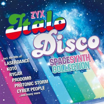 ZYX Italo Disco Spacesynth Collection (2 CDs)