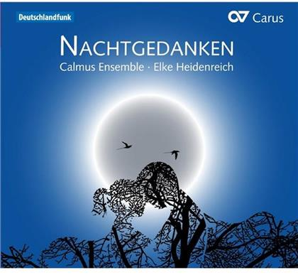 Christian Lahusen, Harald Banter, Tieck Ludwig, Georg Kreisler, Chrisian Bächler, … - Nachtgedanken