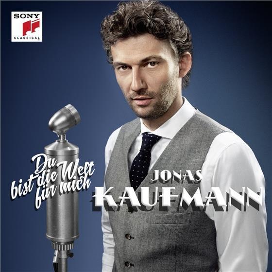Jochen Rieder, Jonas Kaufmann & Radiosinfonieorchester Berlin - Du Bist Die Welt Für Mich (Deluxe Edition, CD + DVD)