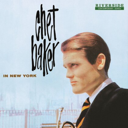 Chet Baker - In New York (LP + Digital Copy)