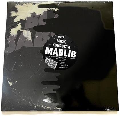 Madlib - Rock Konducta - Part 2 (LP)