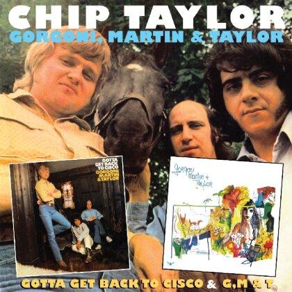 Chip Taylor - Gotta Get Back To