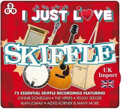 I Just Love Skiffle (3 CDs)