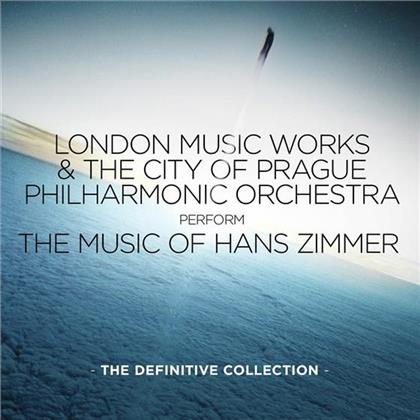 Hans Zimmer - Music Of Hans Zimmer - The Definitive Collection (6 CDs)