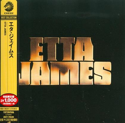 Etta James - --- - Reissue (Japan Edition)