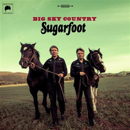 Sugarfoot - Big Sky Country (2 LPs + CD)