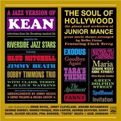Riverside Jazz Stars & Junior Mance - Jazz Version Of Kean / Soul Of Hollywood