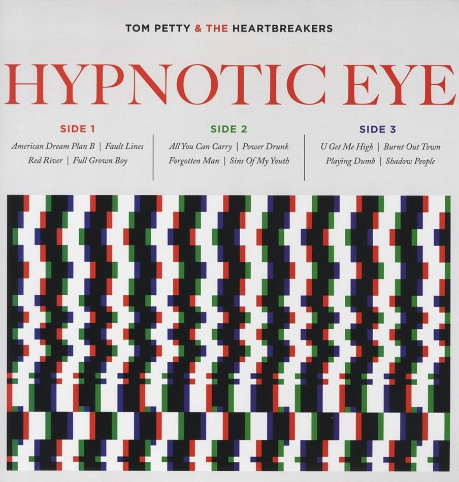 Tom Petty - Hypnotic Eye (Deluxe Edition, 2 LPs + Digital Copy)