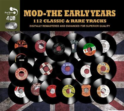 Mod The Early Years (4 CDs)