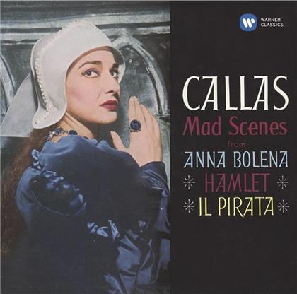 Gaetano Donizetti (1797-1848), Vincenzo Bellini (1801-1835), Thomas, Nicola Rescigno & Maria Callas - Mad Scenes - Remastered 2014 (Remastered)