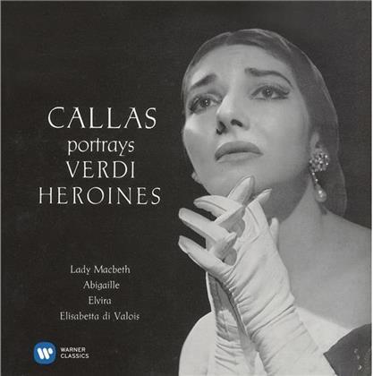 Giuseppe Verdi (1813-1901), Nicola Rescigno & Maria Callas - Verdi Arias I - Remastered 2014 (Remastered)