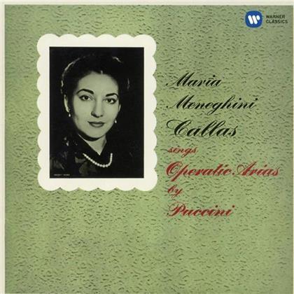 Giacomo Puccini (1858-1924), Tullio Serafin, Maria Callas & Philharmonia Orchestra - Puccini Arias - Remastered 20147 (Remastered)
