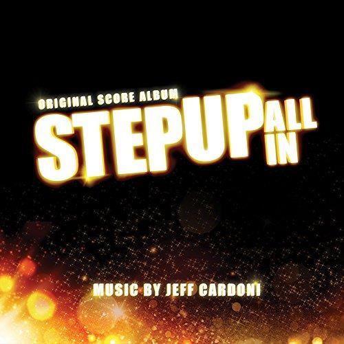 Jeff Cardoni - Step Up: All In - OST (Digipack, CD)