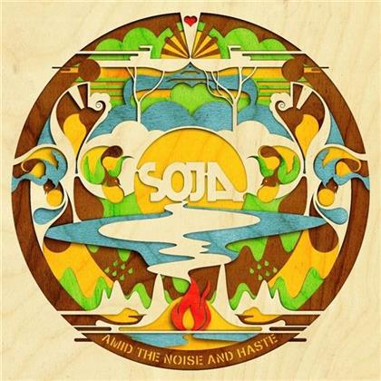 Soja (Soldiers Of Jah Army) - Amid The Noise And Haste