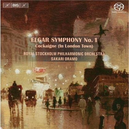 Sir Edward Elgar (1857-1934), Sir Edward Elgar (1857-1934) & Royal Stockholm Philharmonic Orchestra - Symphonie 1 (SACD)