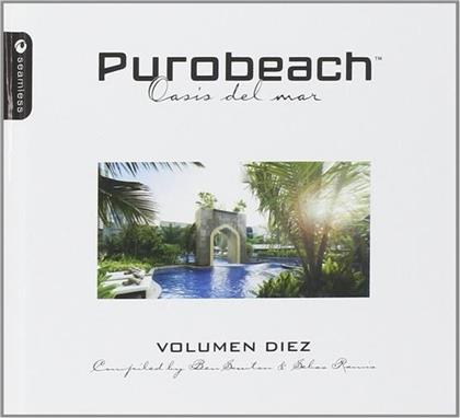 Purobeach - Volume 10 (2 CDs)