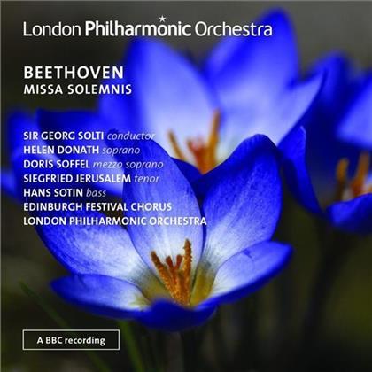 Ludwig van Beethoven (1770-1827), Sir Georg Solti, Helen Donath, Doris Soffel, Siegfried Jerusalem, … - Missa Solemnis