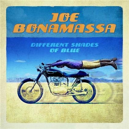 Joe Bonamassa - Different Shades Of Blue - Digibook, Limited Edition