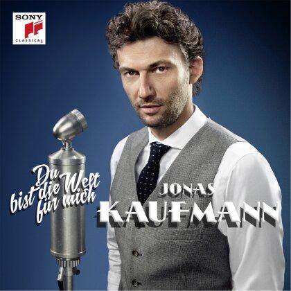 Jochen Rieder, Jonas Kaufmann & Radiosinfonieorchester Berlin - Du Bist Die Welt Für Mich (2 LPs)