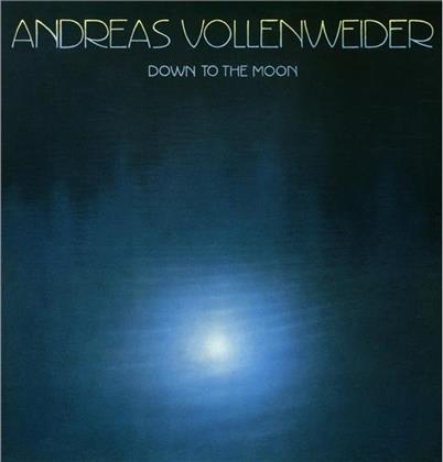 Andreas Vollenweider - Down To The Moon (LP)