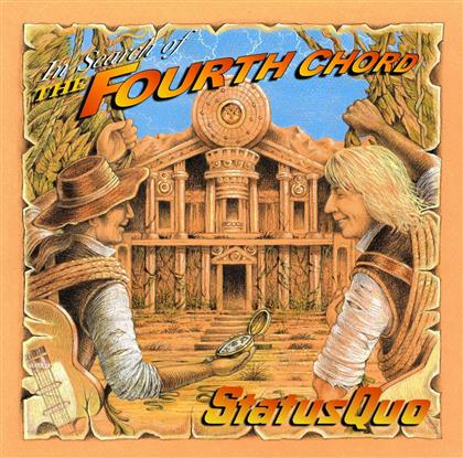 Status Quo - In Search Of The Fourth Chord (2 LPs)