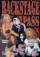 Various Artists - Backstage pass (Unrated)