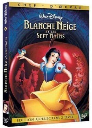 Blanche neige et les sept nains (1937) (Chef-D'oeuvre Classique, Collector's Edition, 2 DVDs)