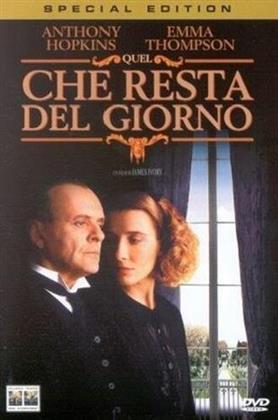 Quel che resta del giorno (1993) (Edizione Speciale)