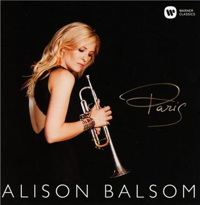 Alison Balsom, Guy Barker, Milos Karadaglic & + - Paris