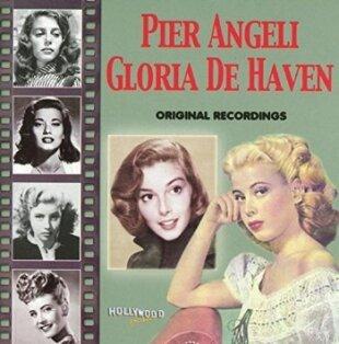 Pier Angeli & Gloria De Haven - Original Recordings - Hollywood Greats