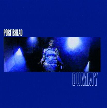 Portishead - Dummy - 20th Anniversary, Blue Vinyl (Colored, LP + Digital Copy)