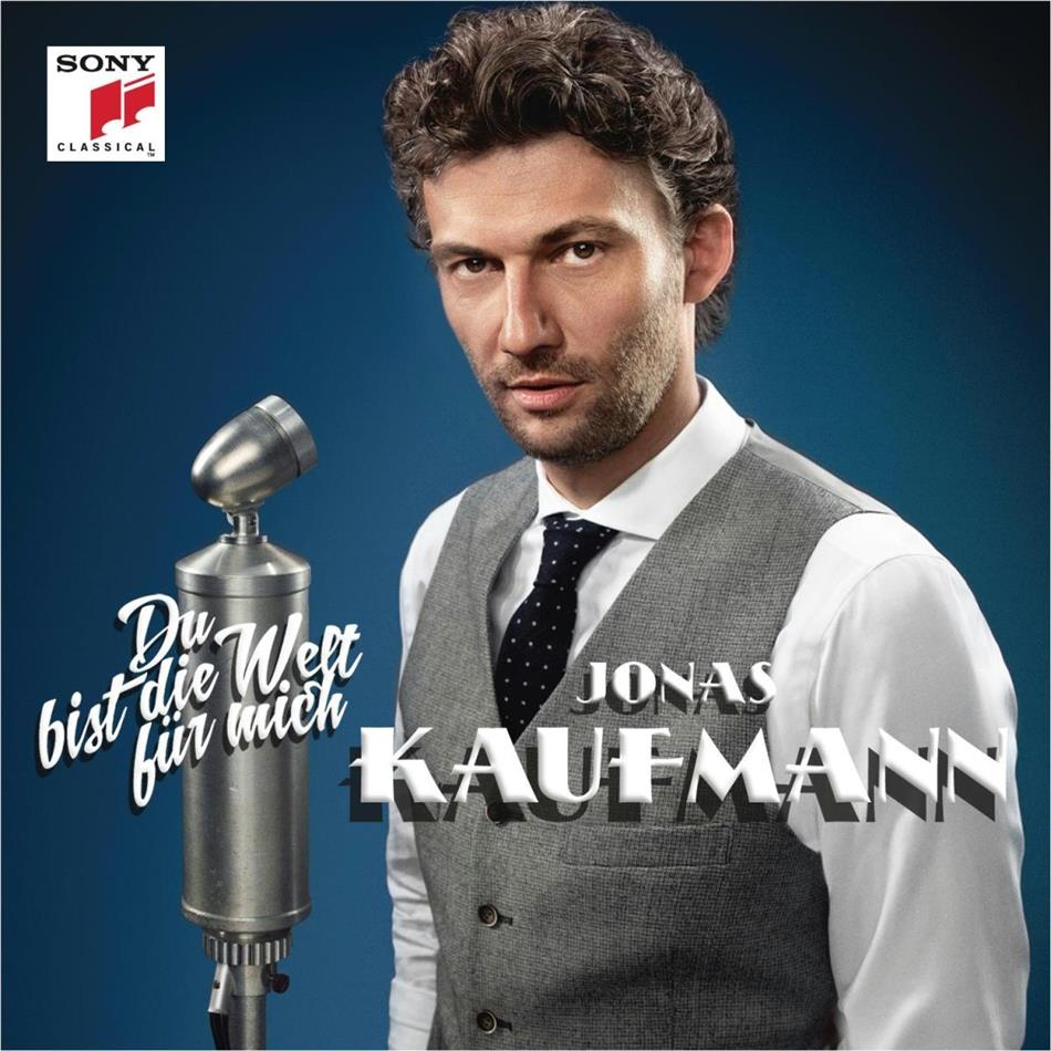 Jochen Rieder, Jonas Kaufmann & Radiosinfonieorchester Berlin - Du Bist Die Welt Für Mich