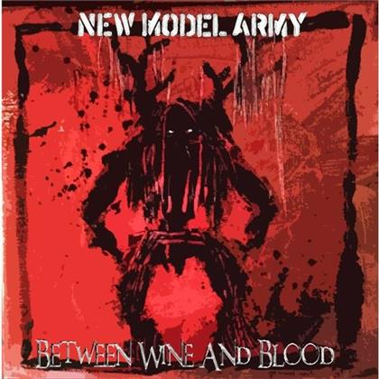 New Model Army - Between Wine & Blood (Limited Edition, 2 CDs)