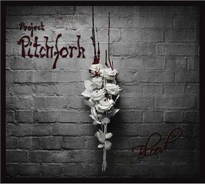 Project Pitchfork - Blood (Digipack)